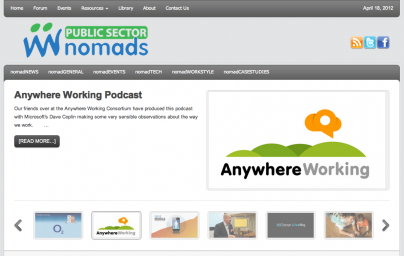 Public Sector Nomads