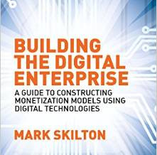 Building the Digital Enterprise –  Book foreword by Simon Ricketts, CIO, Rolls Royce PLC