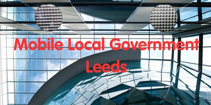 Mobile Local Government 2012 Leeds