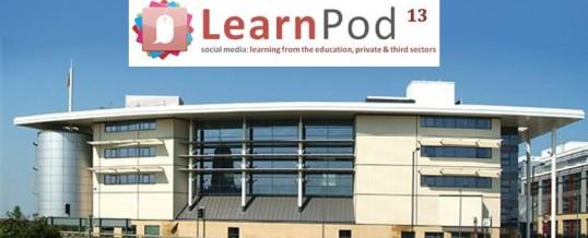 #Learnpod13